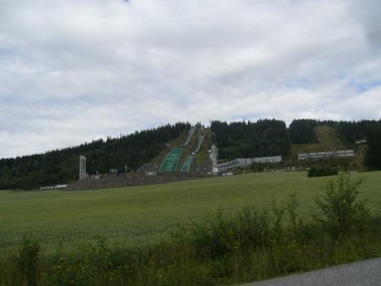 lillehammer v roce 2004 se zde konaly olympijske hry