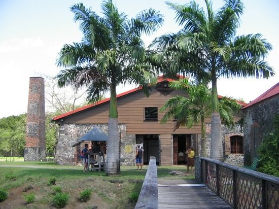 St. James Distillery & Rum Museum