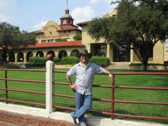 Fort Worth Stockyards National Historic District: Texas