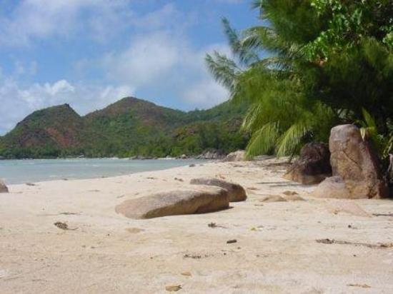 Curieuse Island: Praslin