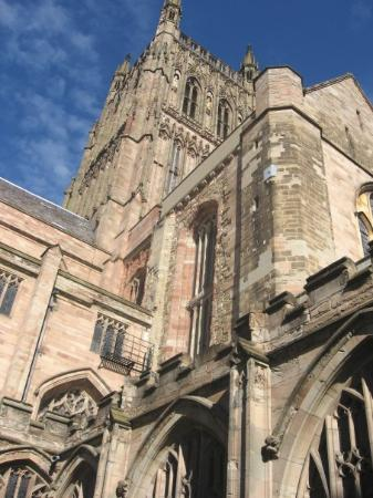 Worcester Cathedral: worchester cathedral