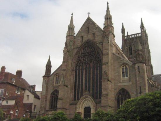Worcester cathedral again