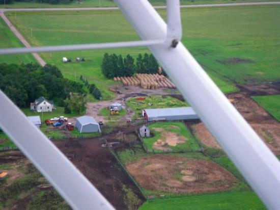 McIntosh, MN: Grandma's farm