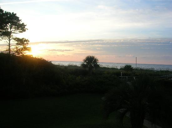 Seawatch at the Island Club : View from the room