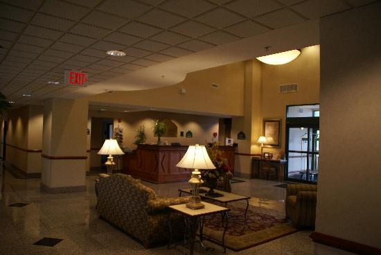 Wingate by Wyndham St Augustine: The lobby