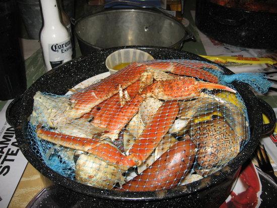Joe's Crab Shack : Old Bay's Steampot