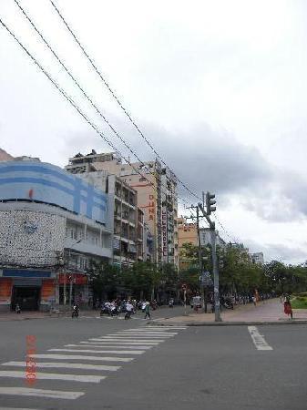 Duna Hotel: 外観