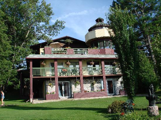 Lac Nominingue, كندا: Auberge Villa Belle Rive
