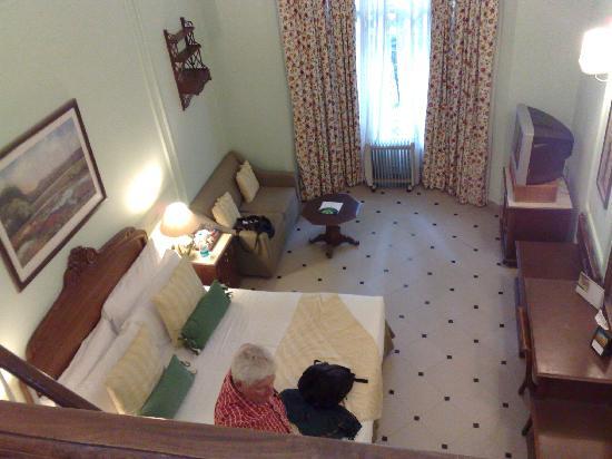 The Claridges Nabha Residence, Mussoorie: Our room