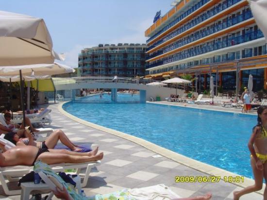 Glarus Beach Hotel Sunny Beach