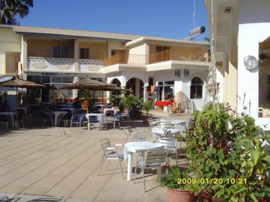 Bakau, Gambia: Hotell redturangen
