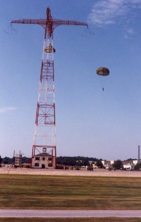 Fort Benning, GA: Airborne!