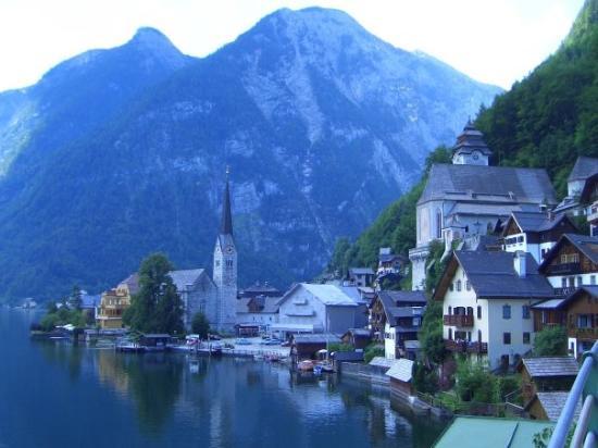 ฮัลล์ชตัทท์, ออสเตรีย: Hallstatt
