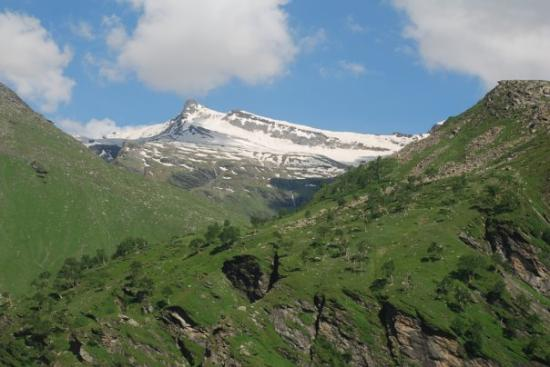 Leh, Inde : Towards Keylong