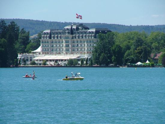 Annecy France The Beautiful Hotel Imperial