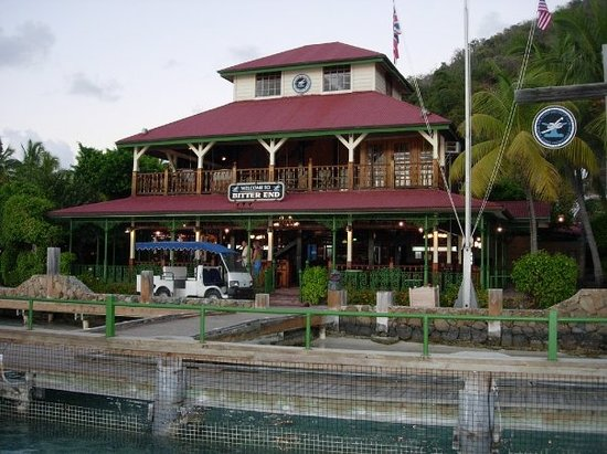 Bitter End Yacht Club, Virgin Gorda, Brittish Virgin Islands
