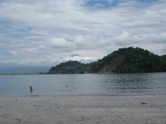 Quepos, Costa Rica: beach
