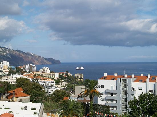 Ajuda Madeira Hotel: View from our room
