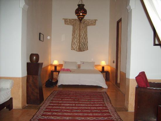 The Kaftan Suite at Riad el Ouarda