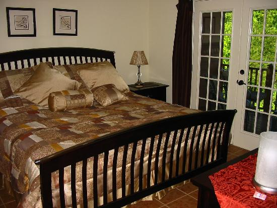 Paradise Valley Resort: Lovely Master Bedroom