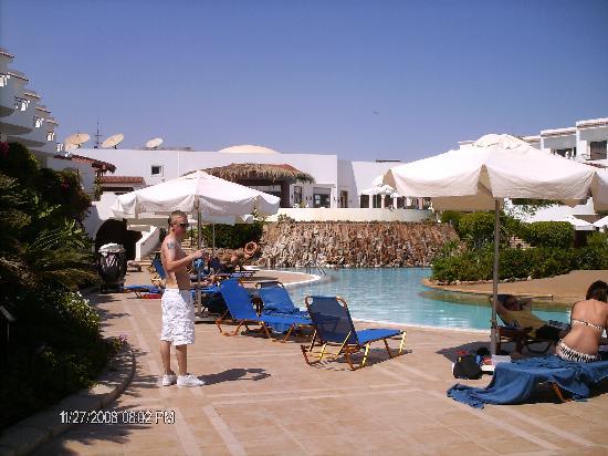 Iberotel Palace: bottom pool