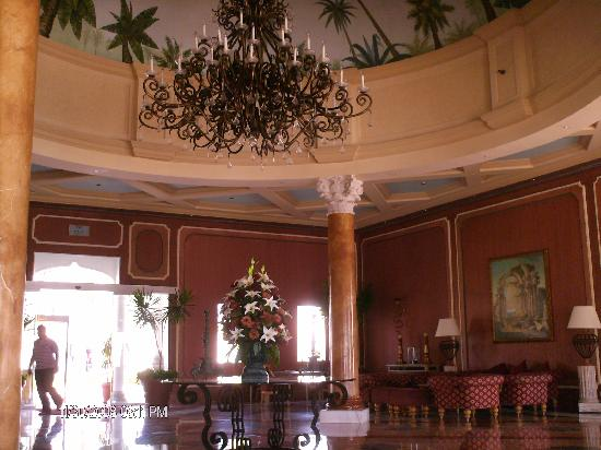 Iberotel Palace: reception