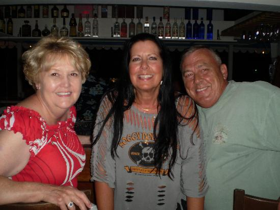 Bluebeard's Beach Club and Villas: New friends I made while there....