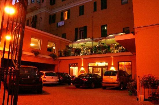 Hotel Globo & Suite Sanremo: park