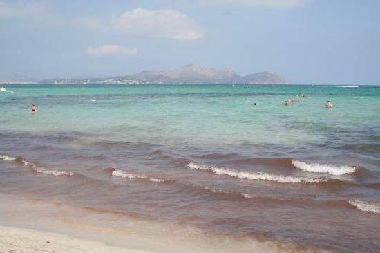 SuneoClub Haiti: beach view