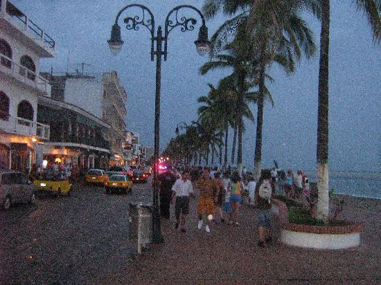 Harry's Bar: Malecon - Puerto Vallarta