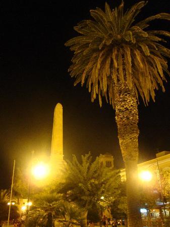 Gallipoli, อิตาลี: rue de la vieille ville
