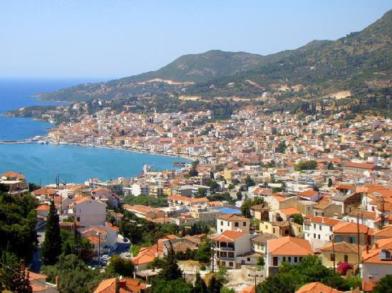 Ino Village Hotel: Samos town (Vathy)