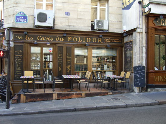 Pictures of Restaurant Polidor, Paris