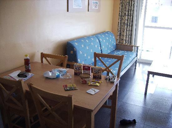 Terralta Apartamentos Turisticos: esstisch