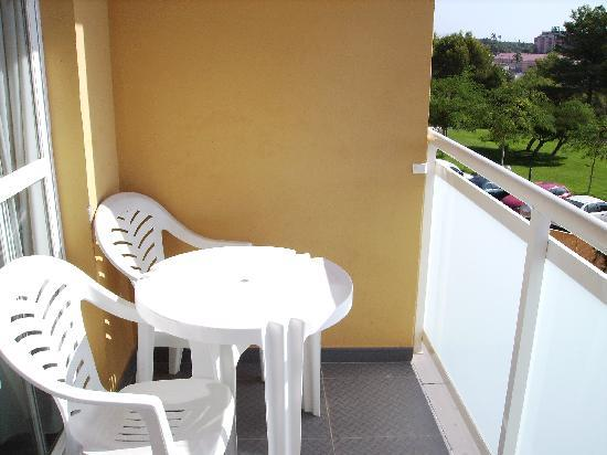 Terralta Apartamentos Turisticos: Balkon2