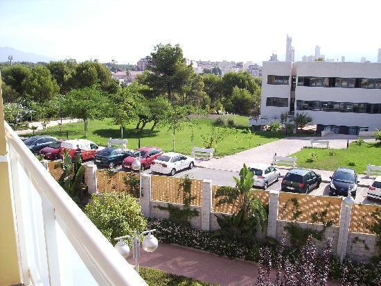 Terralta Apartamentos Turisticos: Balkon