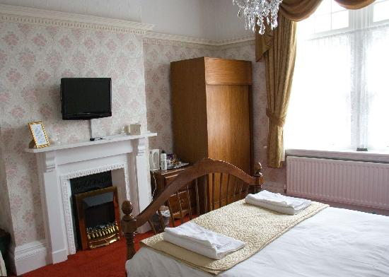 Glenfield House: Inside one of the rooms
