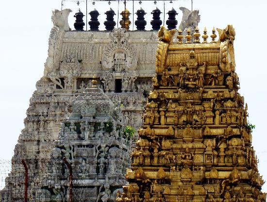 Kanchipuram Sri Kamakshi Amman Temple