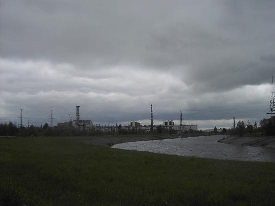 Reactor No 4: reactor building