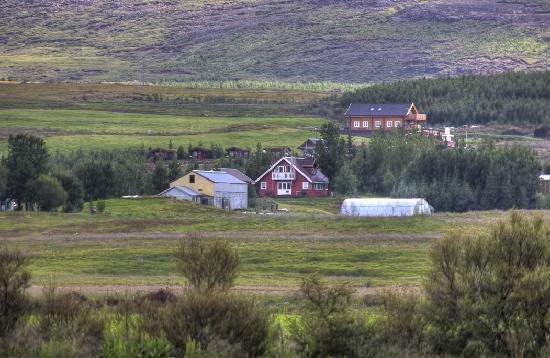Egilsstadir, Islanda: Eyvindara