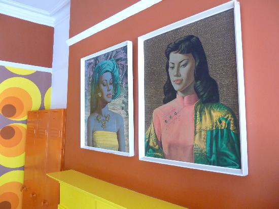 Snooze: Original prints by Tretchikoff, Chinese Girl, Balinese Girl and Miss Wong !!!