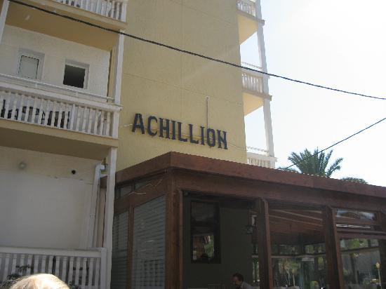 Achillion Hotel: Achillion