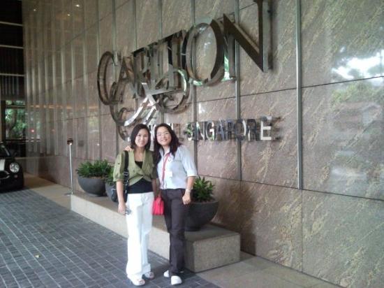 โรงแรม เดอะ ริทซ์ คาร์ลตัน มิลเลเนีย สิงคโปร์: Second time @ Carlton hotel