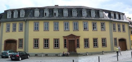 Goethe National Museum : Weimar: Goethes Wohnhaus