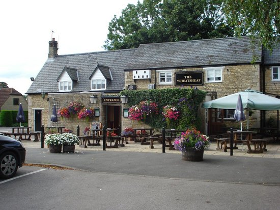The Wheatsheaf Edith Weston Rutland UK