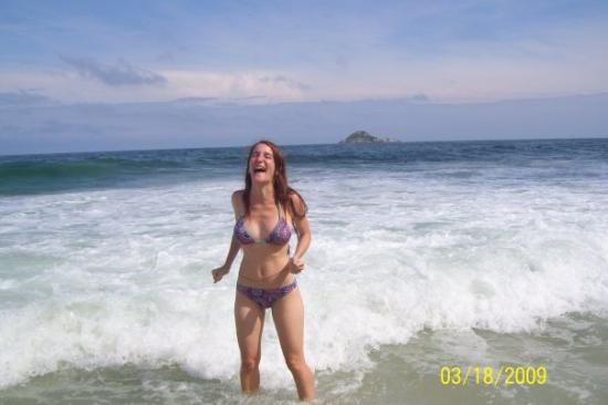 Sao Conrado Beach : Increible esa tarde. Inolvidable