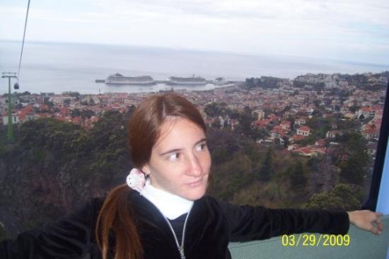 Madeira, Portugal: Teleferico