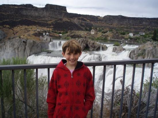 Twin Falls Resmi