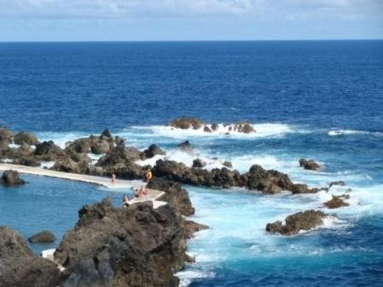 Porto Moniz Photo