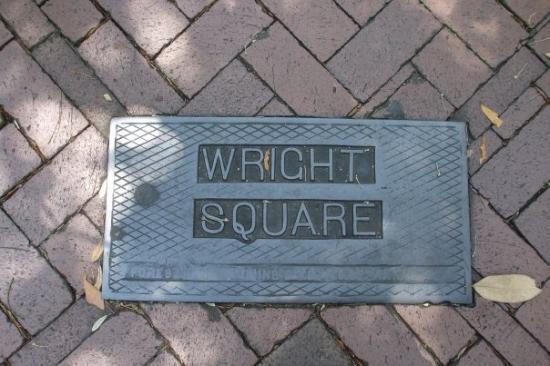 Wright Square Photo